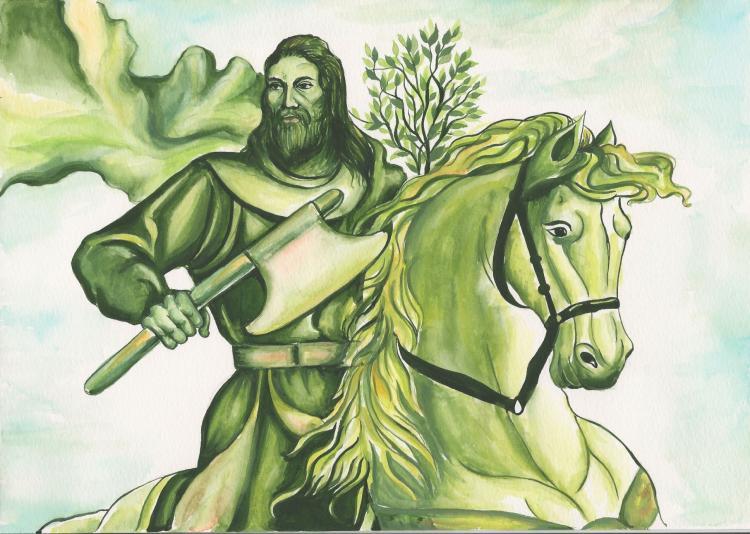 the green knight - photo #14